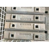 Wholesale High Abrasion Cr-Mo Alloy Steel Mill Liners Wedge Bars for Centre Shell Liners / End Liners from china suppliers