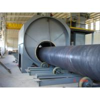 Wholesale Pipe Shot Blasting Equipment , High Speed Metal Equipment from china suppliers