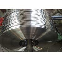 Wholesale 409L / 436L / 439M Stainless Steel Strips Thin Steel Strips For Exhaust Pipe from china suppliers