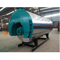 China Automatic Horizontal Oil Fired Steam Boiler , Low Pressure Hot Water Boiler on sale