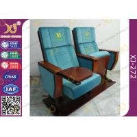 Wholesale Stacking Tablet Wooden  Musical / Lecture Hall Seating Tip-Up Seat from china suppliers