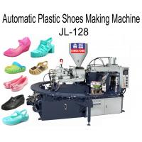 Wholesale Kingstone Machinery Rotary Single Color Jelly Shoes Injection Moulding Machine from china suppliers