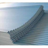 Wholesale SGCC,DX51D, ASTM Zinc Coated Corrugated Roofing Sheet With PE / PVDF / PVC Guard Film from china suppliers