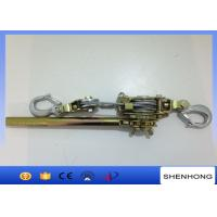 Wholesale 10 - 30 KN Wire Rope Tightening Tool Hand Ratchet Tightener Large Drum Hub from china suppliers