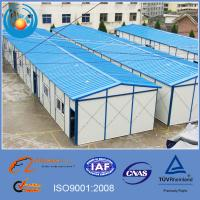 Wholesale Economical prefabricated steel frame house from china suppliers