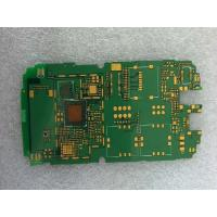 Wholesale Double Layer Half Hole Plated Prototype Circuit Boards ENIG Electronic Circuit from china suppliers