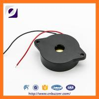 Quality 44mm Black ABS 10V Piezo Transducer Electronic  Passive Buzzer For Alarm for sale