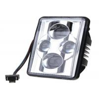 Wholesale Cargo Truck High / Low Beam anti corrosion Osram Square LED Headlight IP66 from china suppliers
