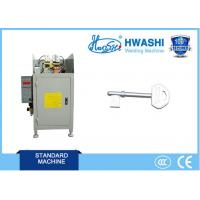 Wholesale Metal Lock Key Butt Welding Machinery , AC Pulse Resistance Spot Welder from china suppliers