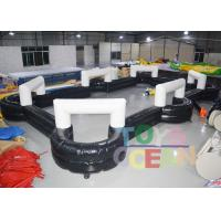 Wholesale 10x6m Inflatable Adult Pool Table Inflatable Billiards Table Football Game from china suppliers