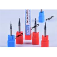 AlTiN Coating , HRC50 , Ball end mill cutter , 2 Flute , Grain Size 0.6-0.8UM ,  R0.5  1mm