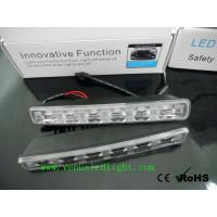Wholesale 6 LED Daytime Running Light DRL Kit Fog Lamp Day Driving Daylight Kit HK from china suppliers