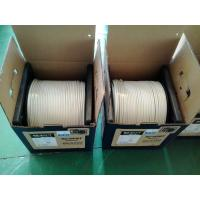 Wholesale Low Loss HDTV CATV Double RG6 Coaxial AUDIO Cable With ROSH Standard from china suppliers