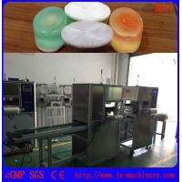 Wholesale high speed HT-980A  soap wrapping packing line by one convery belt from china suppliers