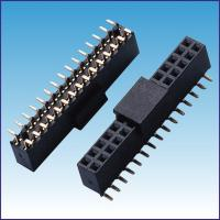Wholesale PCB Female socket dual row from china suppliers