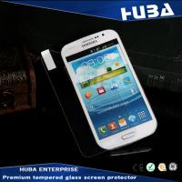 Wholesale Anti-Shock Tempered Glass Film for Samsung S6 , Protects Against Scratches from china suppliers