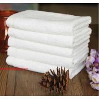 Wholesale Soft Bath Towel White Cotton Big Hotel Towel Washcloths Wedding Hand Towels from china suppliers