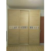 Wholesale Large White 3 Door Wardrobe With Drawers , Bedroom Furniture Wardrobes from china suppliers
