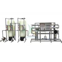 Wholesale 2TPH RO Water Treatment System Plant For Irrigation / Drinking RO Filter System from china suppliers