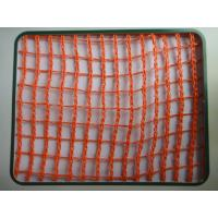 Wholesale HDPE Agricultural Crop Plant Protection Netting , Red Uv Treated Anti Wind Net from china suppliers