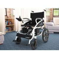 Quality Outdoor Electric Folding Wheelchair Easy Maintainace Long Service Life for sale