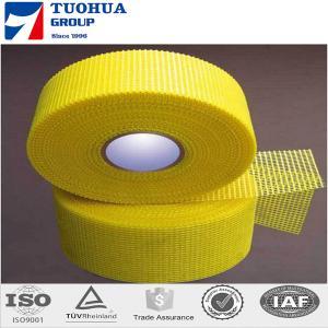 Wholesale 65g Self Adhesive Fiberglass Drywall Joint Tape/Self Adhesive Fiberglass Mesh Tape from china suppliers