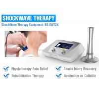 Wholesale Beauty Care Shockwave Therapy Machine , Physical Therapy Shock Treatment Equipment from china suppliers