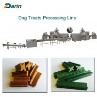 Buy cheap Automatic Single Screw Extrusion for Dog Chewing Gum Treats from wholesalers