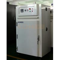 Wholesale LED Display Lab Vacuum Oven , Industrial Drying Cabinet With Vacuum Meter from china suppliers