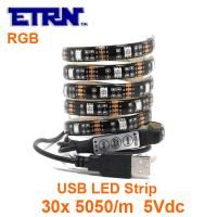 Quality Decorated LED Strip Flexible IP65 SMD 5050 Light Chains for sale