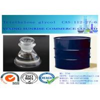 Wholesale Transparent Triethylene Glycol Common Chemical Solvents CAS 1310-58-3 from china suppliers