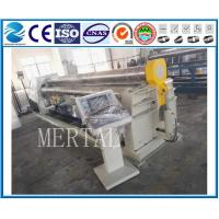Wholesale Small hydraulic CNC four roller plate rolling machine MCLW12CNC model from china suppliers