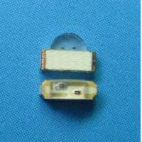 Wholesale PCB 1204 1206 RGB SMD LED With Right Lens , Full Color Chip LED epistar sanan chip 25mA from china suppliers