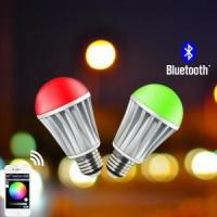 Wholesale WiFi RGB LED Bulb WiFi Light Bulb Color Changing LED Lights from china suppliers