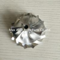 Wholesale TD05H-20G 49179-43400 52.56/68.01mm 7+7 BLADES Turbocharger performance design Billet comp from china suppliers