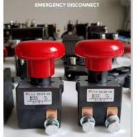 Buy cheap Forklift Emergency Disconnect Ed125-36  / Ed125-16 / Oem Forklift Parts from wholesalers