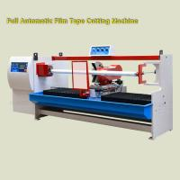 Wholesale High Speed Automatic BOPP Tape Roll Cutting Machine For Jumbo Roll And Paper from china suppliers
