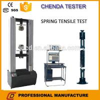 Wholesale 50 KN Electronic Universal Testing Machine, Spring Tensile Testing Machine from china suppliers