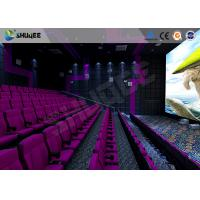 Wholesale 3D Glasses / 3D Film Movie Theater Seats Environment Effect Vibration Cinema Chairs from china suppliers