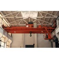 Buy cheap 5t, 10t QD Electric Overhead Crane with Hook For Eneral Machinery Assembly Workshops from wholesalers