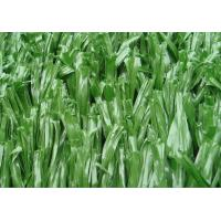 Wholesale 9800Dtex Green Field Football Artificial Fake Turf Grass Gauge 3/4 for School from china suppliers