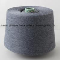Wholesale 30s Waxed 100% Polyester Spun Yarn with Gray Color (Close Virgin) from china suppliers