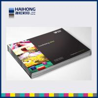 Wholesale Landscape perfect bound catalog printing with matte or glossy art paper from china suppliers