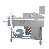 Buy cheap 380V Voltage Chicken Nuggets Processing Line  Professional Meat / Fish Breading Machine from wholesalers