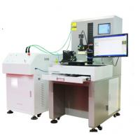 Wholesale Fully Automatic Fiber Laser Welding Machine , Led Letter Yag Laser Machine from china suppliers