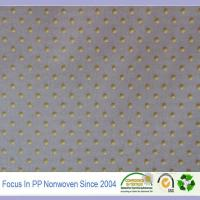 Wholesale World best selling products pp nonwoven fabric non slip fabric from china suppliers