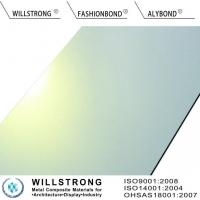 Wholesale GB/T17748-2008 Fire Retardant Aluminum Composite Panel Standard Size 1220*2440mm from china suppliers