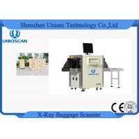 Wholesale Small Size Single Energy x ray baggage scanner machine Tunnel Size 500*300 from china suppliers