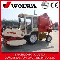 Wholesale combine harvester W4D-1 used for soybean harvester with CE from china suppliers