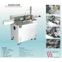 Buy cheap Automatic wire cutting stripping twisting and tinning machine from wholesalers